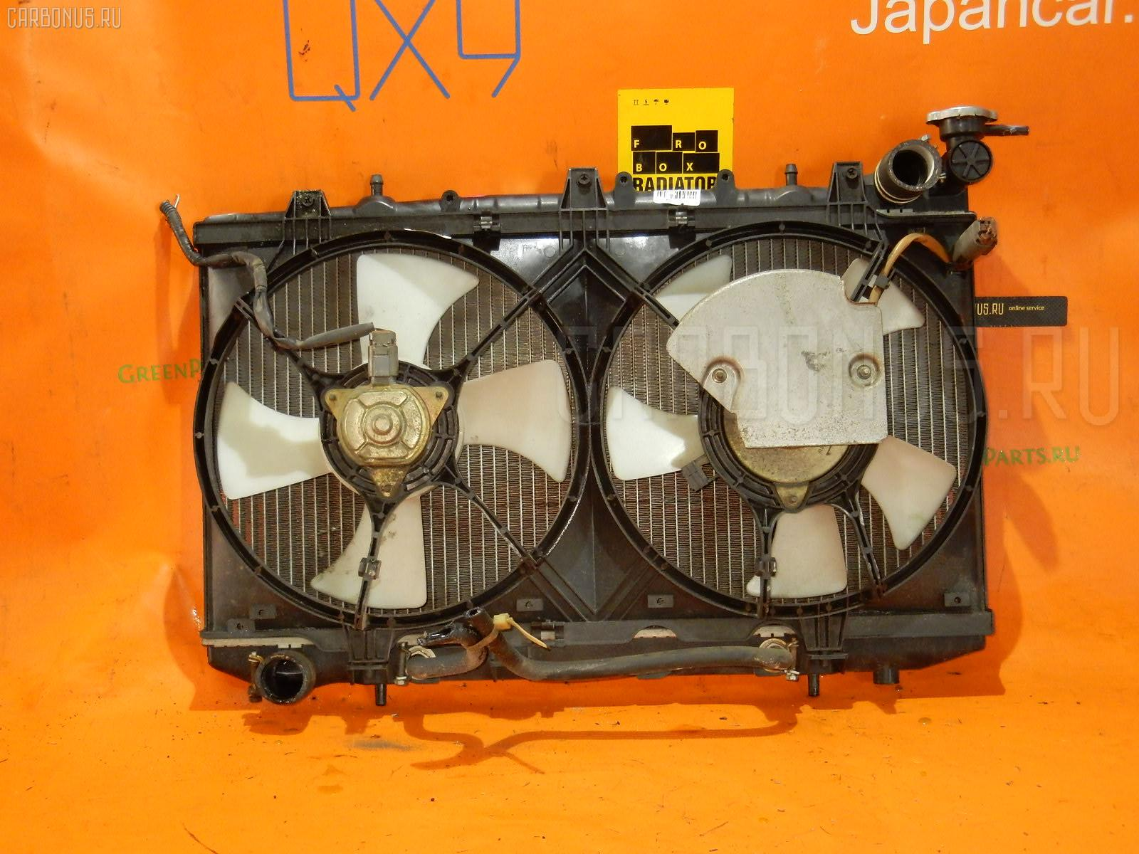 Радиатор ДВС NISSAN AVENIR PW10 SR20DE Фото 2