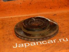 Тормозной диск NISSAN WINGROAD WHNY11 QG18DE Фото 1