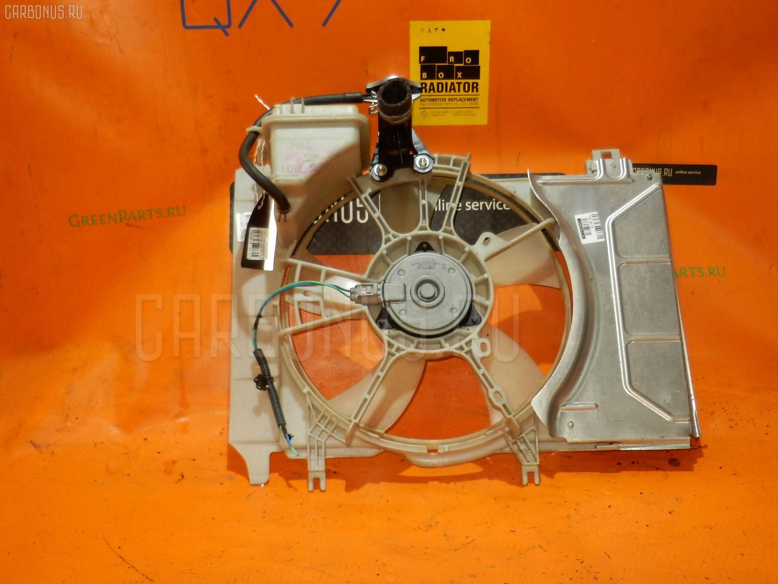 Диффузор радиатора TOYOTA VITZ SCP90 2SZ-FE Фото 2