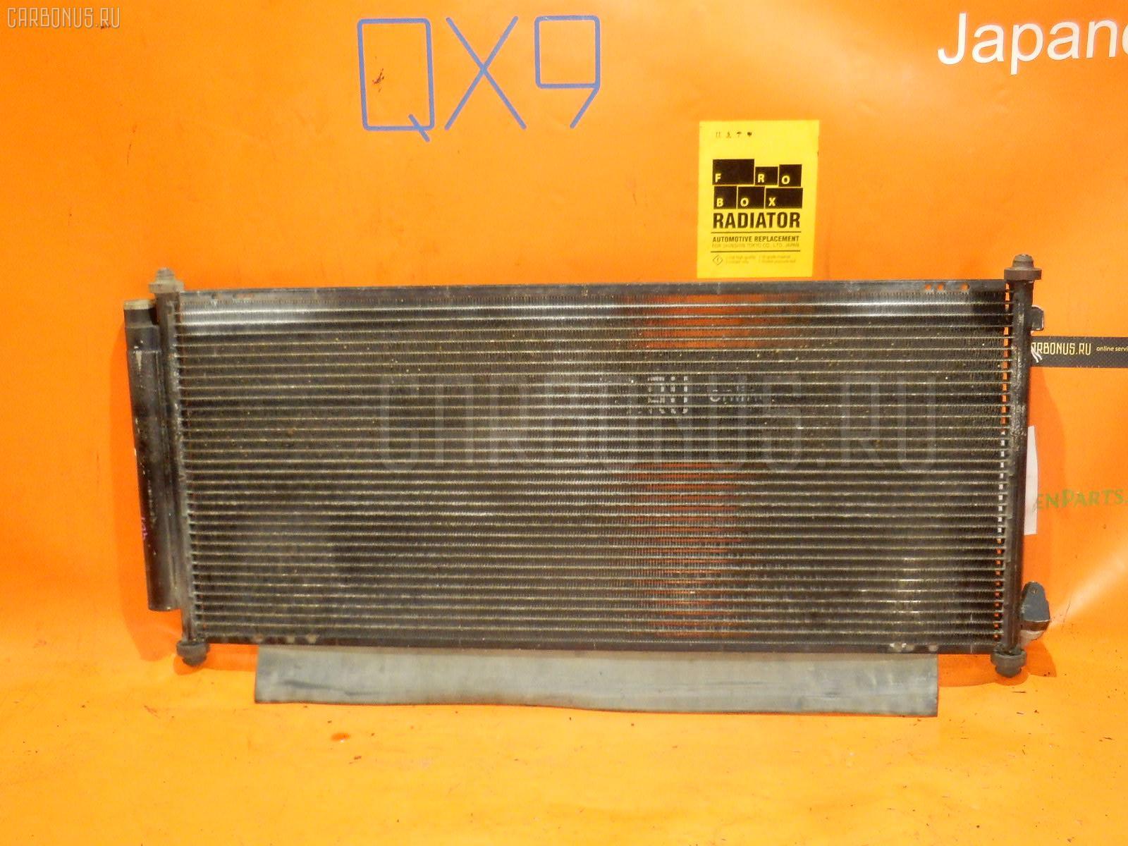 Радиатор кондиционера HONDA FIT GD1 L13A Фото 2