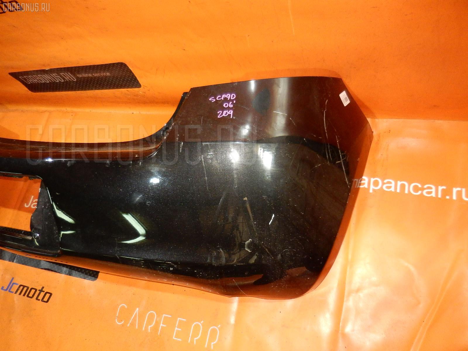 Бампер TOYOTA VITZ SCP90 Фото 1