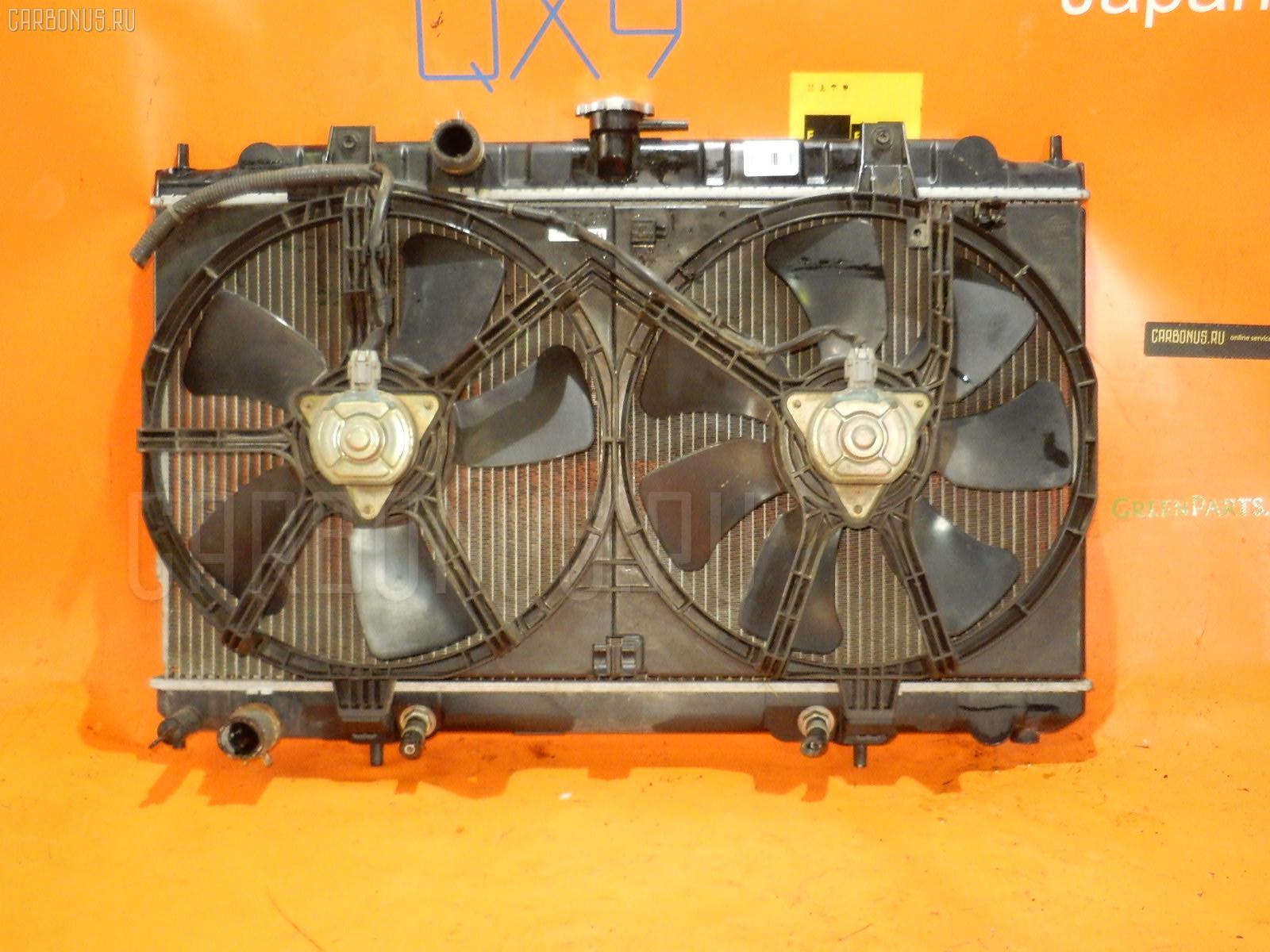 Радиатор ДВС NISSAN AD VHNY11 QG18DE Фото 2