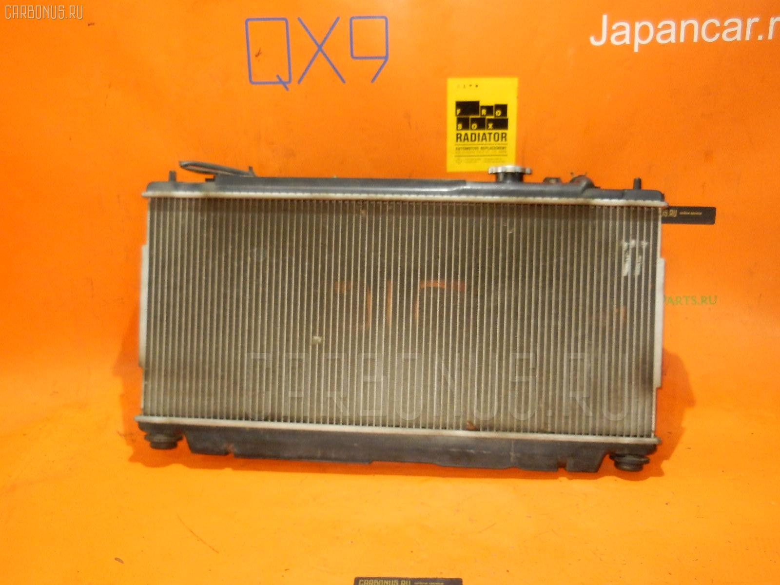 Радиатор ДВС MAZDA FAMILIA BHA6R B6-DE Фото 2
