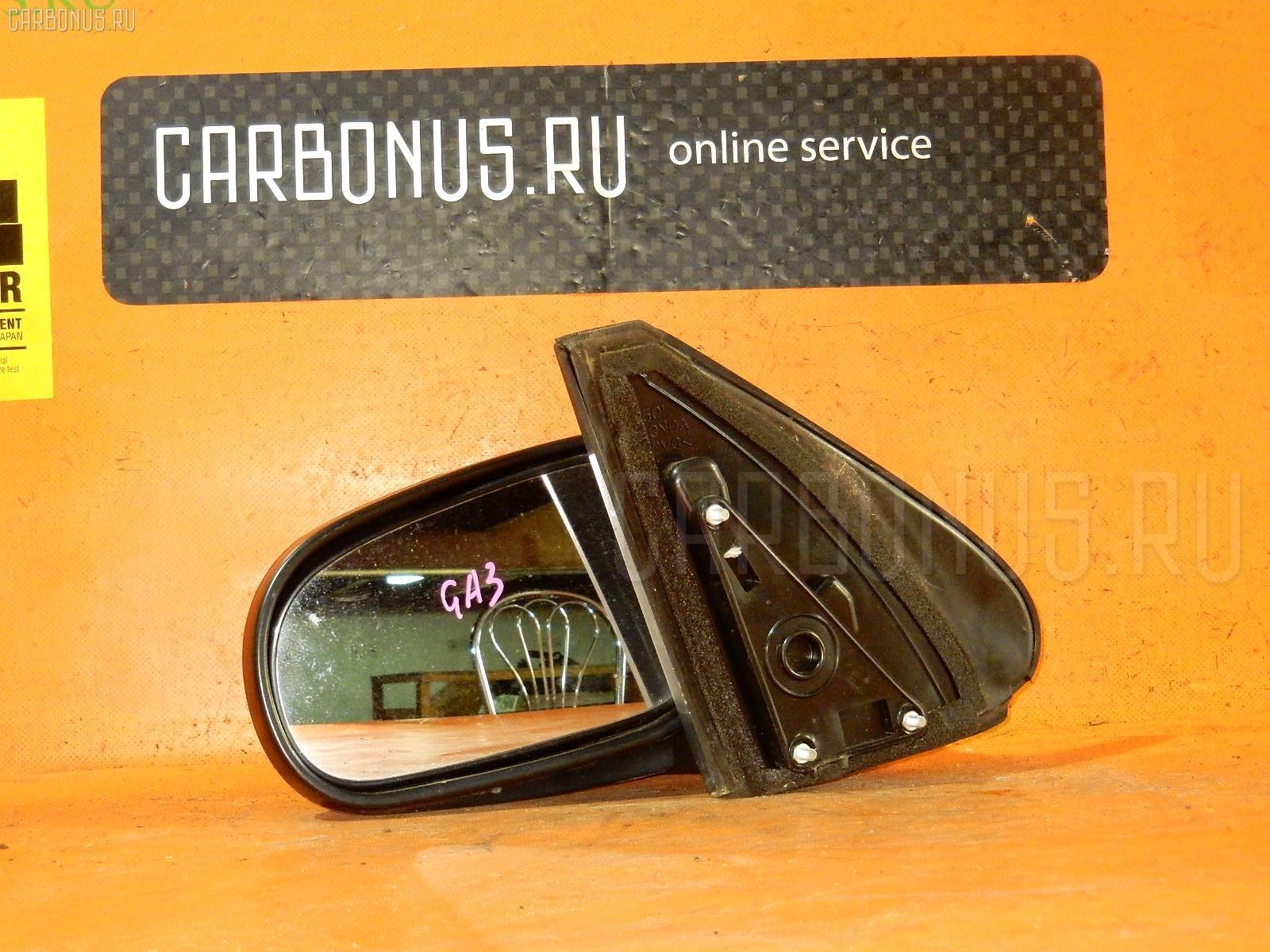 Зеркало двери боковой HONDA LOGO GA3 Фото 2