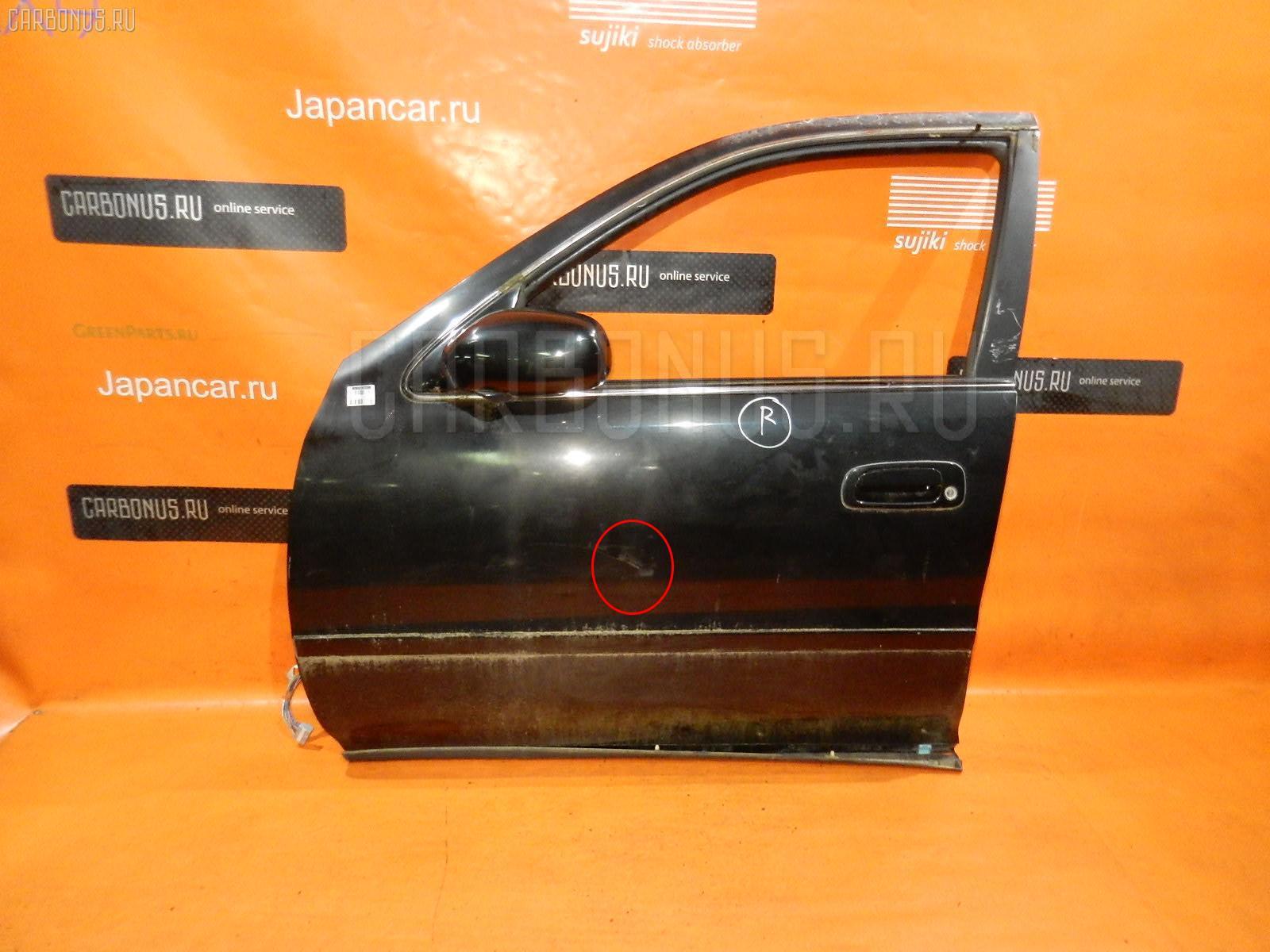 Дверь боковая Toyota Cresta JZX90 Фото 1