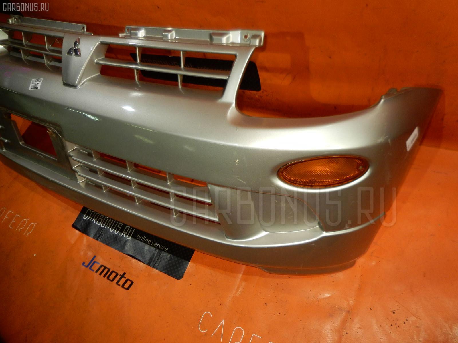 Бампер MITSUBISHI MINICA H42V Фото 2