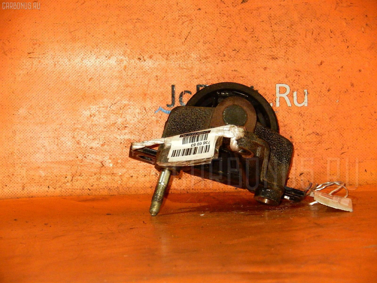 Подушка двигателя NISSAN SUNNY FNB15 QG15DE. Фото 8
