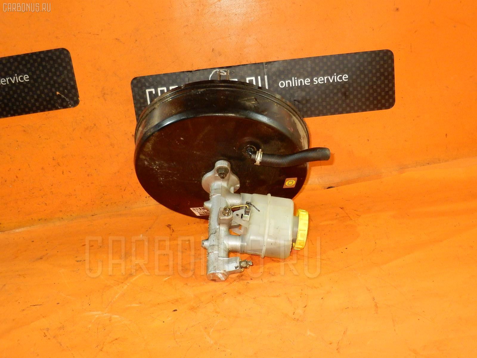 Главный тормозной цилиндр NISSAN SUNNY FNB15 QG15DE. Фото 4