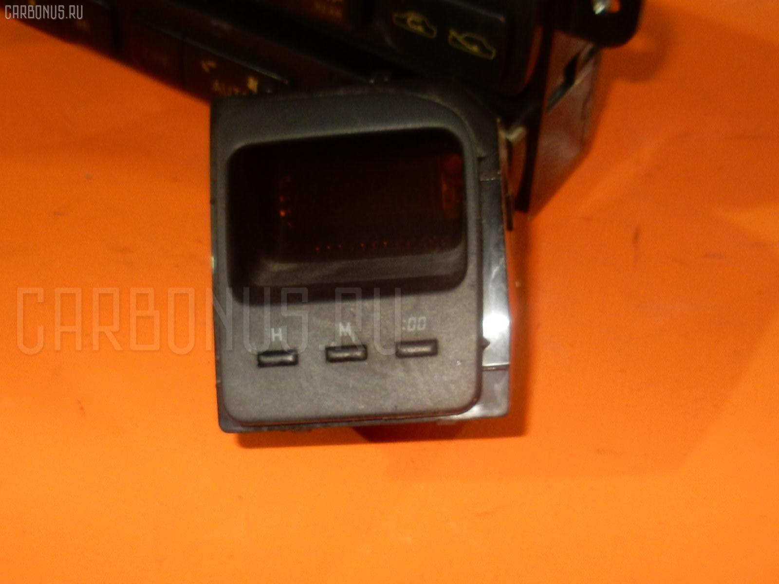 Блок управления климатконтроля TOYOTA MARK II GX90 1G-FE Фото 2