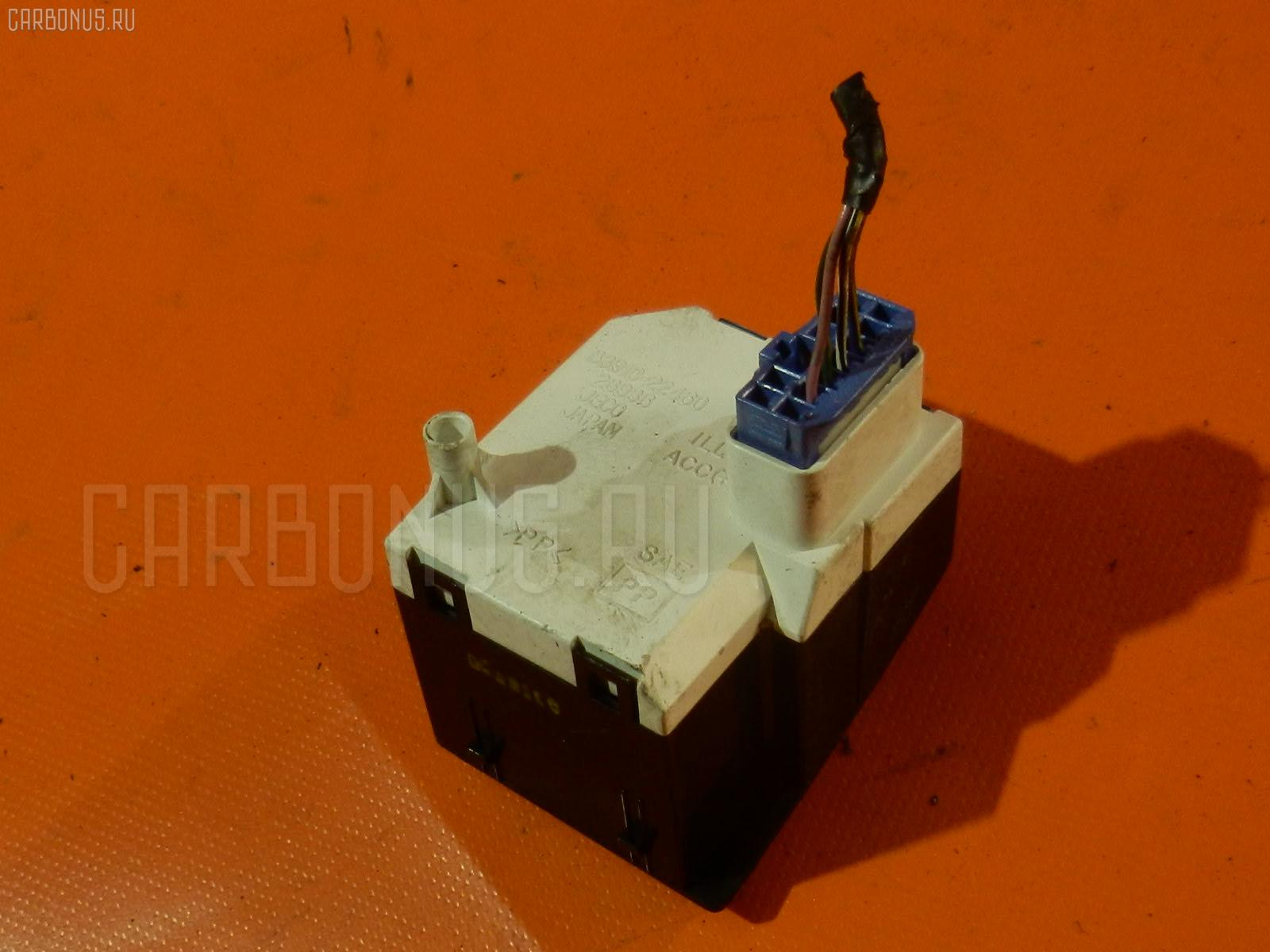 Блок управления климатконтроля TOYOTA MARK II GX90 1G-FE Фото 4
