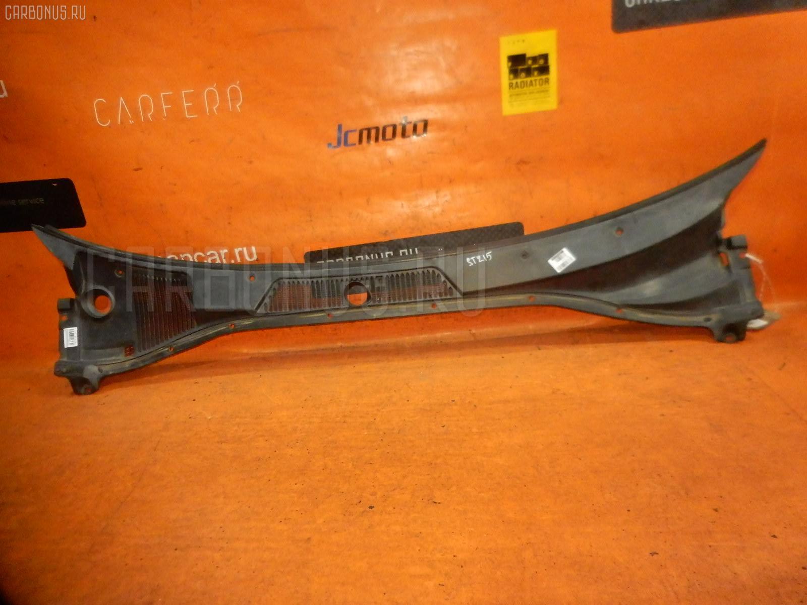 Решетка под лобовое стекло TOYOTA CALDINA ST215G Фото 1