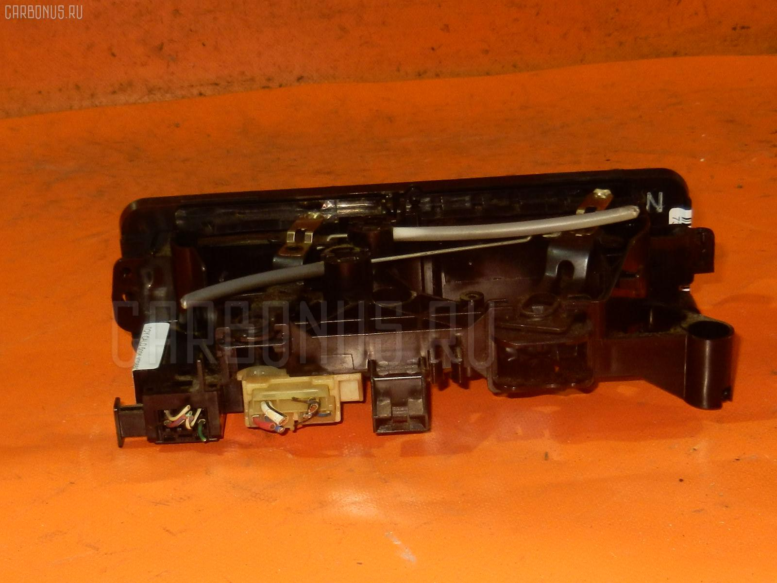 Блок управления климатконтроля TOYOTA CALDINA ET196V 5E-FE. Фото 5