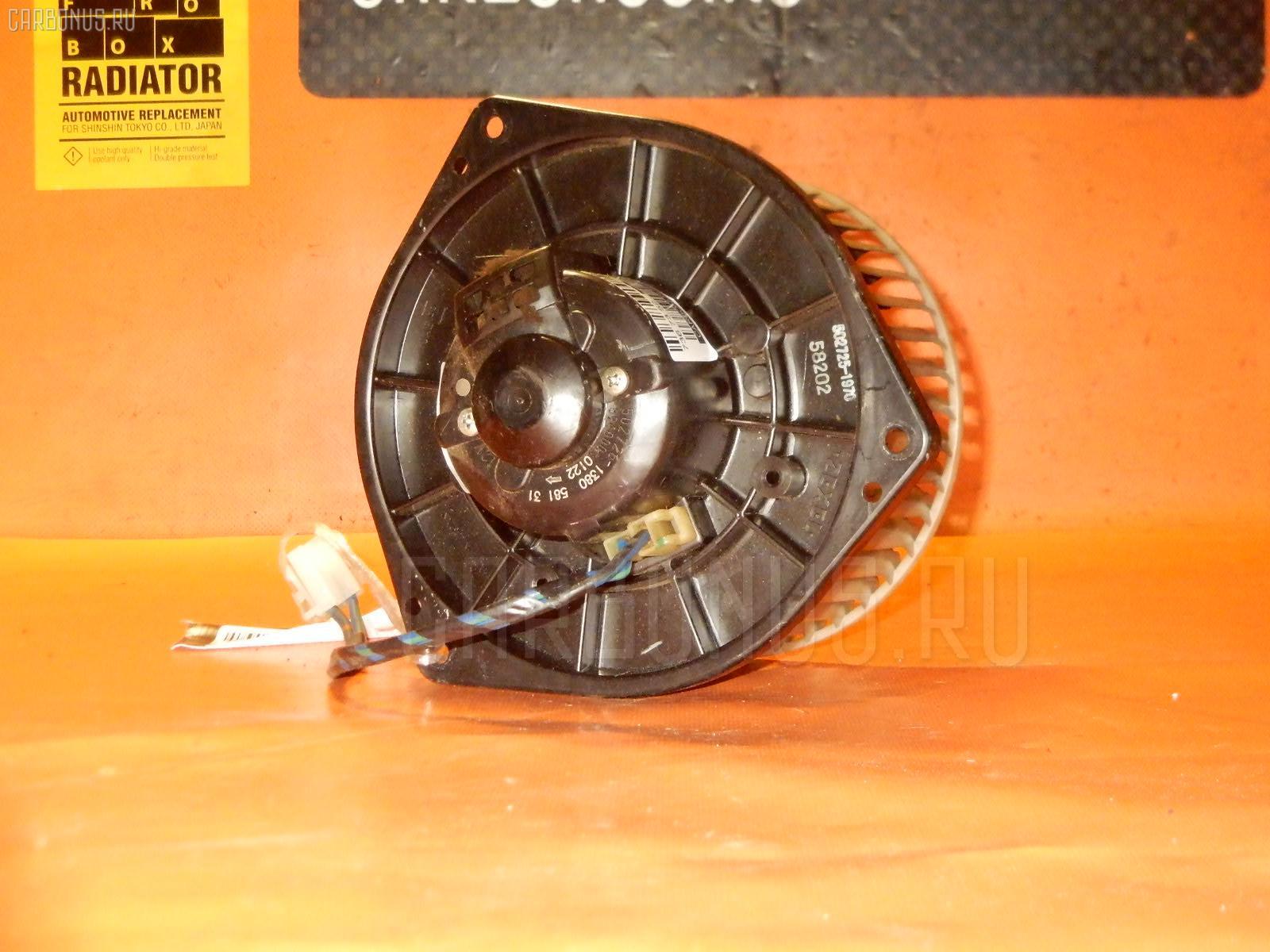 Мотор печки MAZDA BONGO SK82V. Фото 2