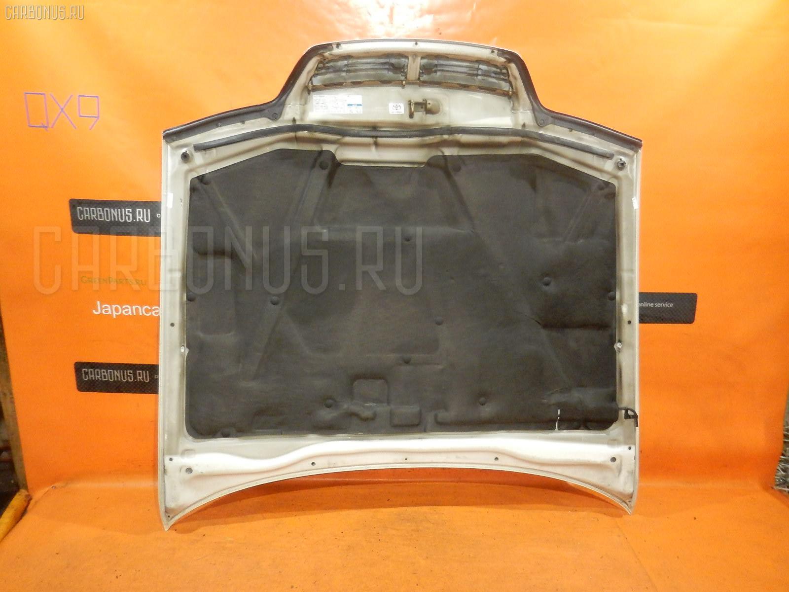 Капот TOYOTA MARK II JZX100 Фото 3