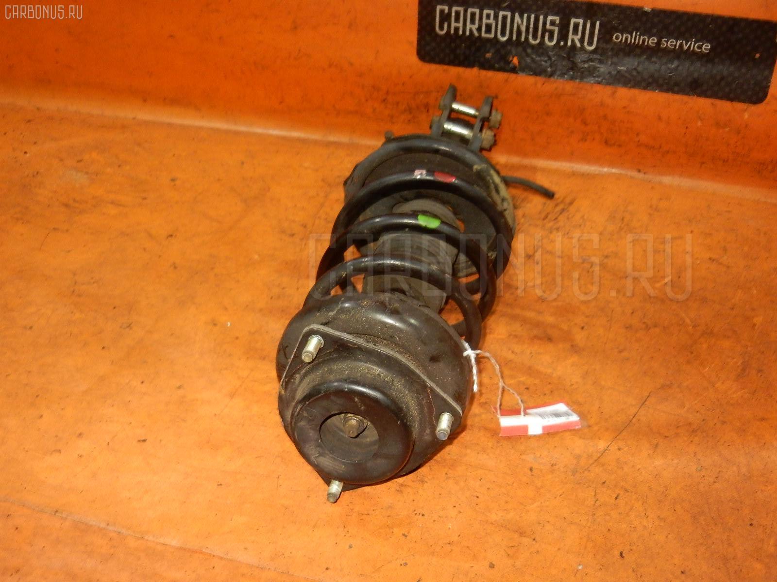 Стойка NISSAN ELGRAND ALWE50 VG33E. Фото 11