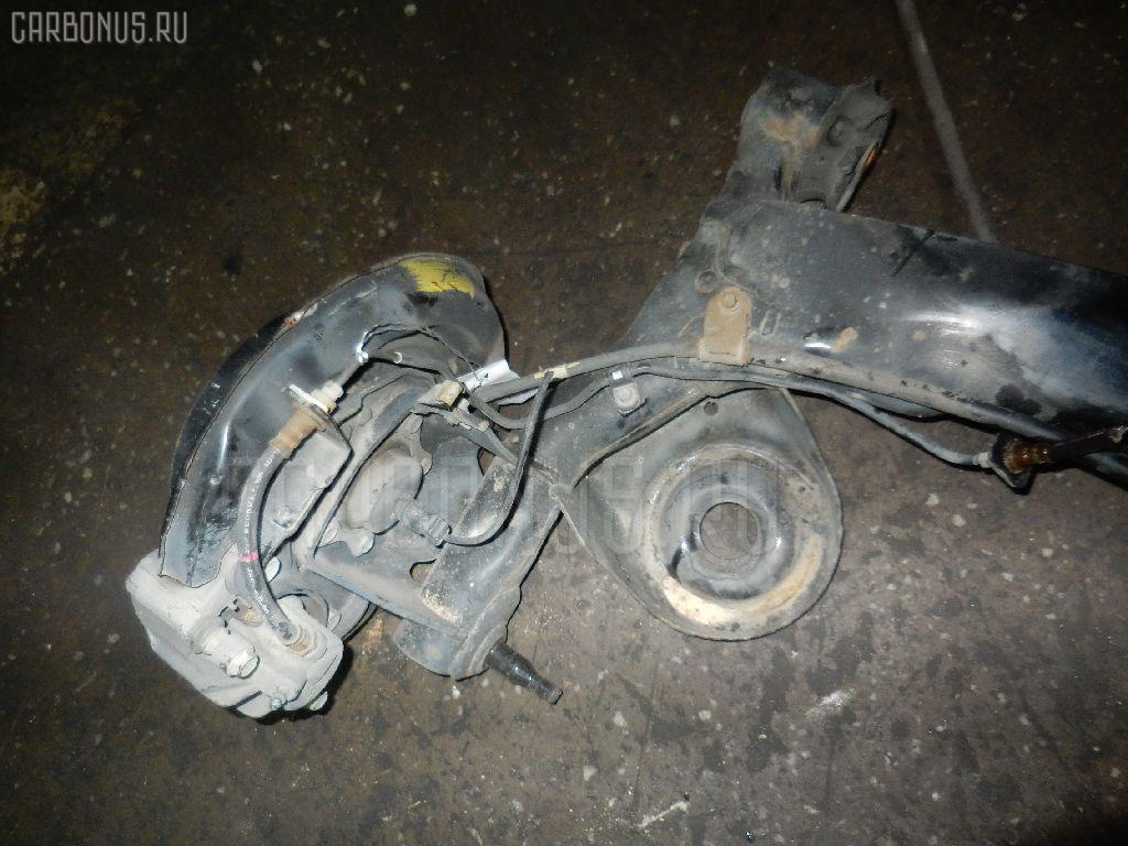 Балка подвески TOYOTA ESTIMA ACR30W 2AZ-FE. Фото 9