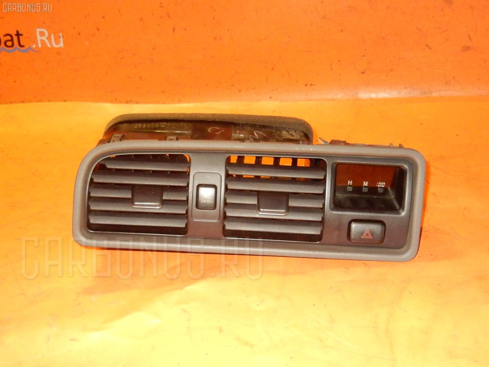 Консоль магнитофона TOYOTA MARK II JZX100 Фото 2