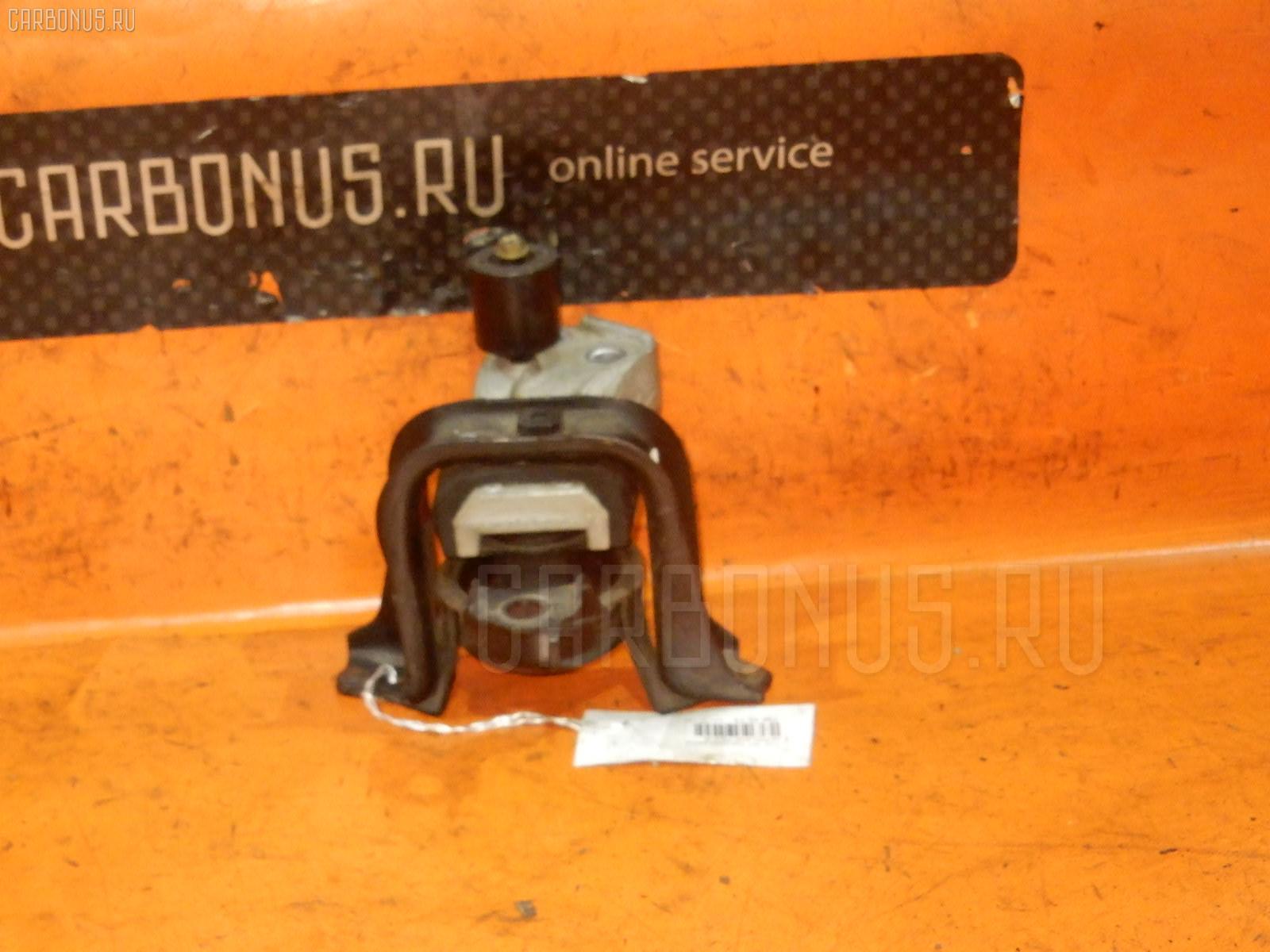 Подушка двигателя TOYOTA IST NCP60 2NZ-FE. Фото 7