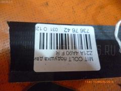Подушка двигателя Mitsubishi Colt Z21A 4A90 Фото 2