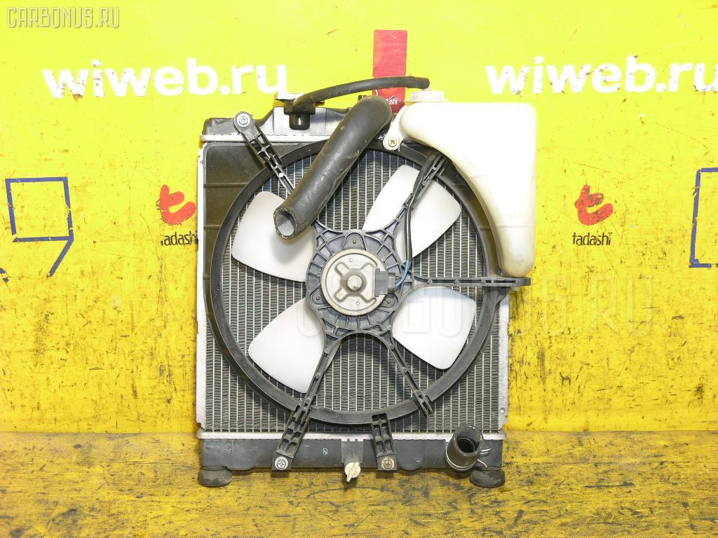 Радиатор ДВС HONDA HR-V GH3 D16A Фото 1