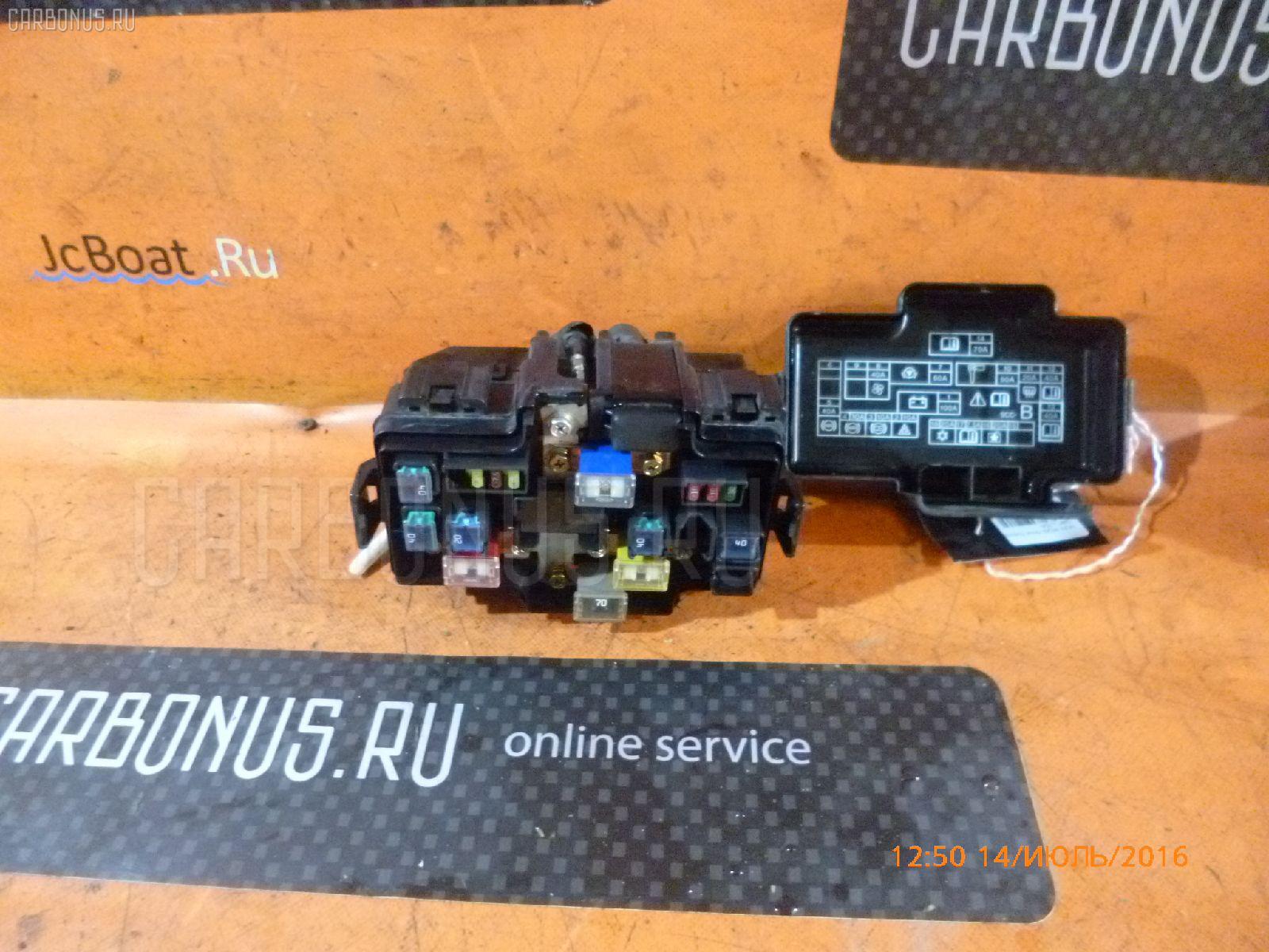 Блок предохранителей HONDA MOBILIO GB1 L15A Фото 1