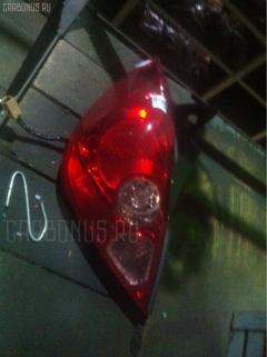 Стоп Nissan Tiida C11 Фото 2