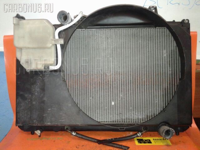 Радиатор ДВС Toyota Chaser GX100 1G-FE Фото 1