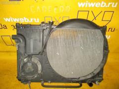 Радиатор ДВС Toyota Brevis JCG11 2JZ-GE Фото 1
