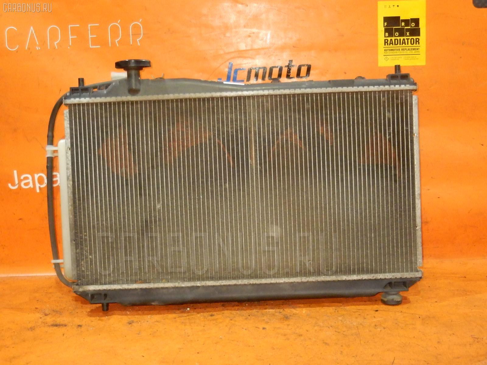 Радиатор ДВС Honda Civic EU4 D17A Фото 1