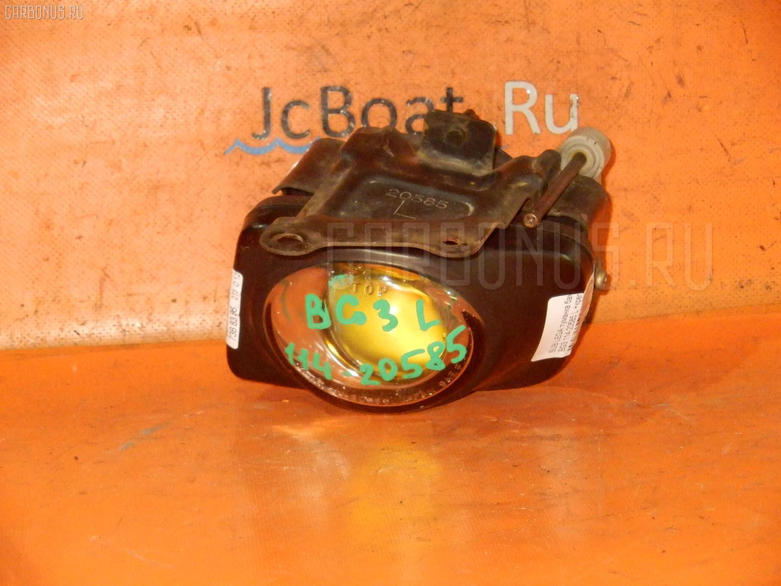 Туманка бамперная SUBARU LEGACY WAGON BG3 Фото 1