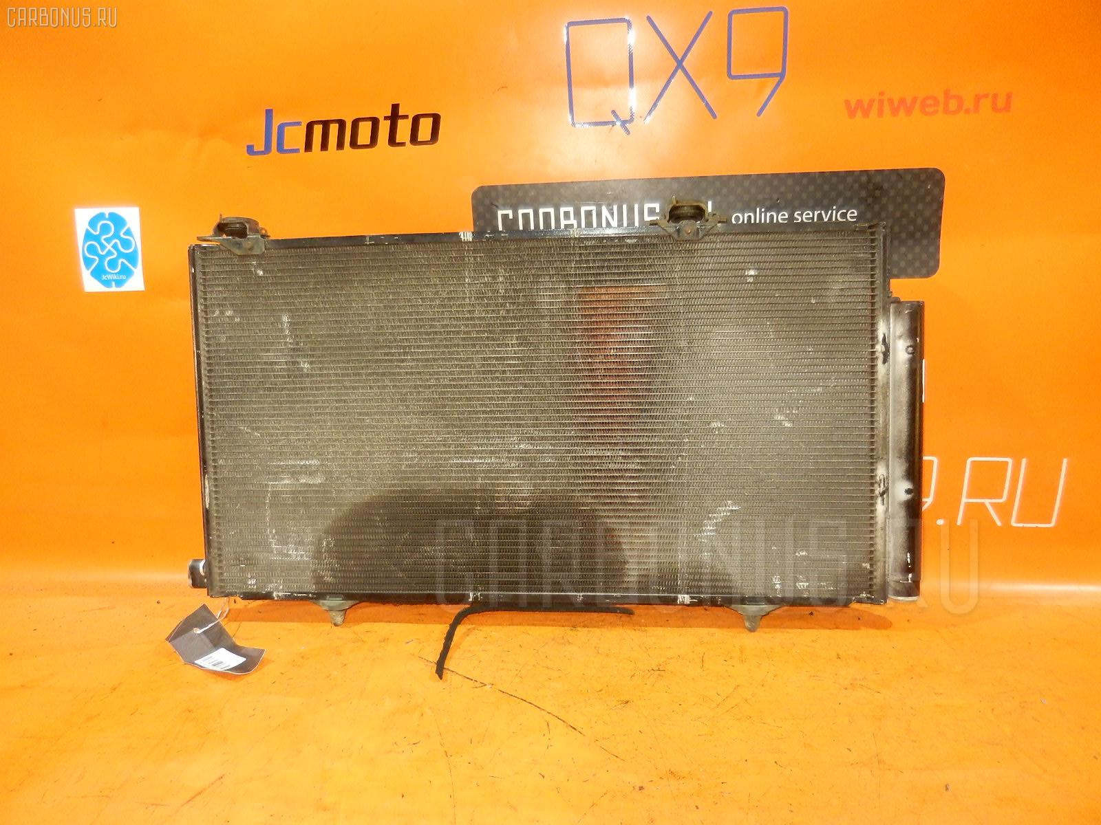 Радиатор кондиционера TOYOTA SIENTA NCP81G 1NZ-FE. Фото 6