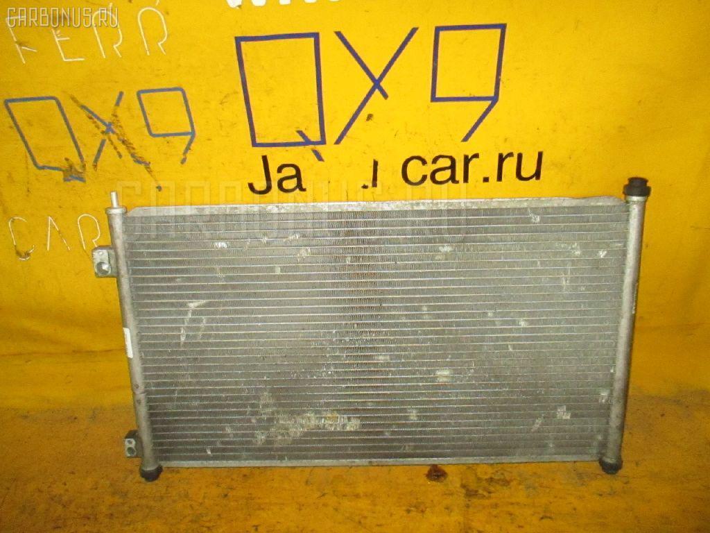 Радиатор кондиционера HONDA CIVIC EU3 D17A. Фото 2