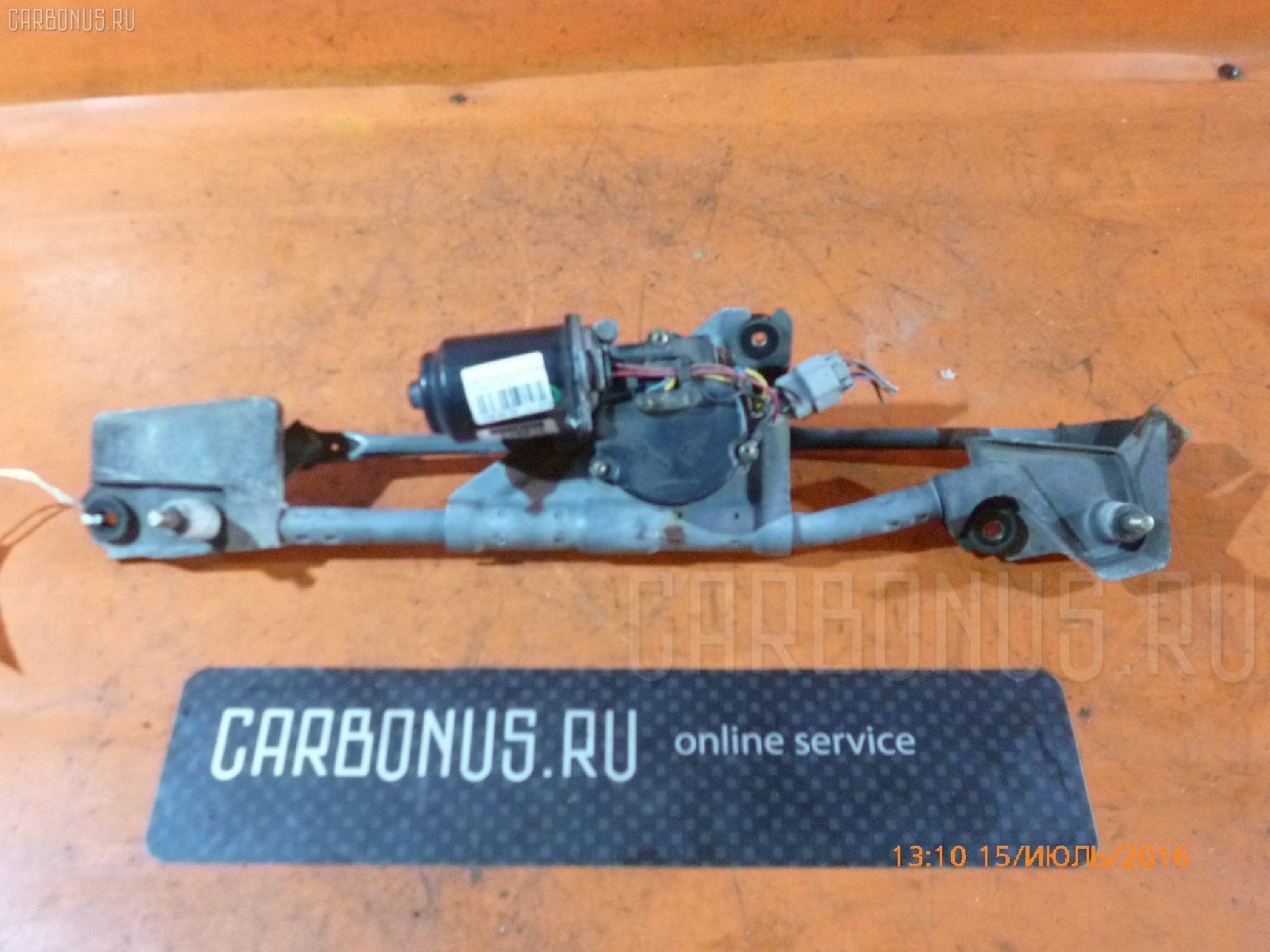 Мотор привода дворников Mitsubishi Dion CR6W Фото 1