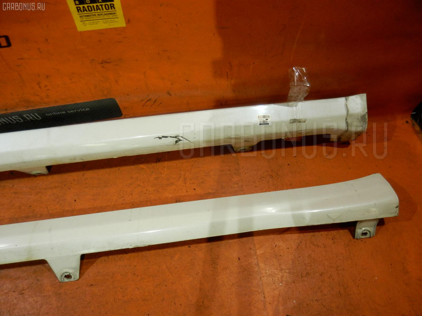 Порог кузова пластиковый ( обвес ) HONDA ACCORD WAGON CF6 Фото 3