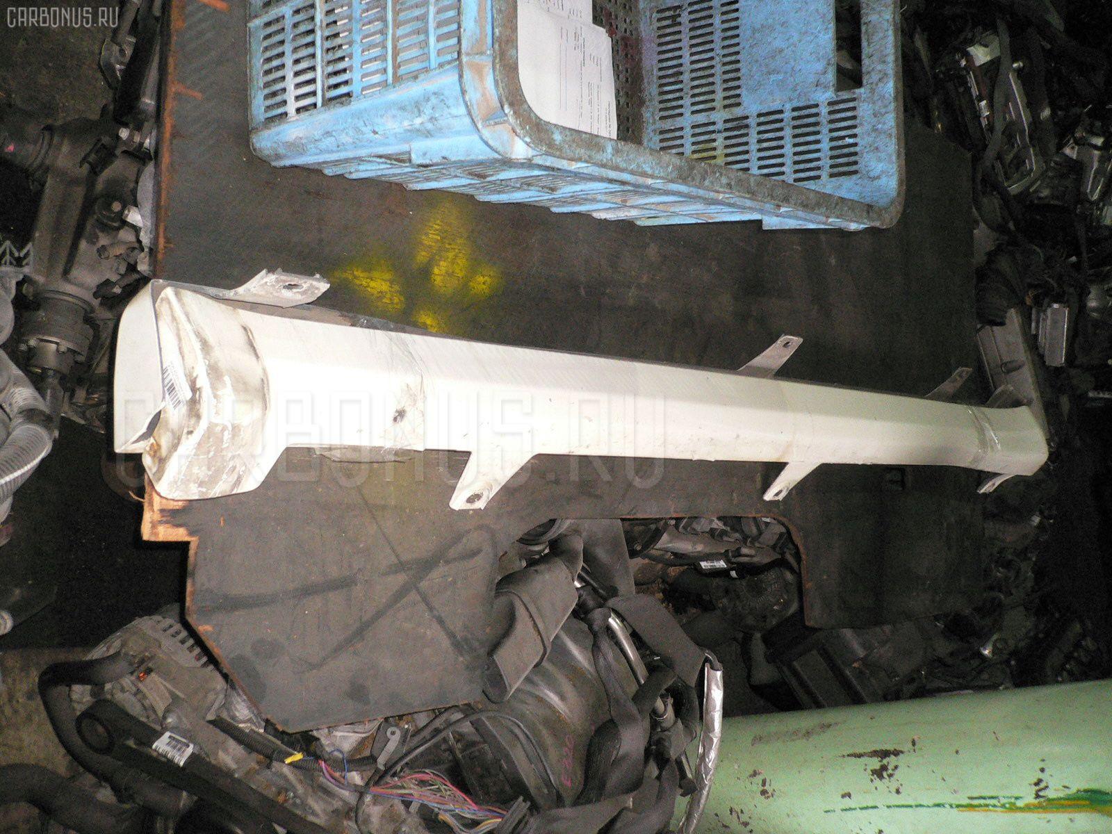 Порог кузова пластиковый ( обвес ) Honda Accord wagon CF6 Фото 1