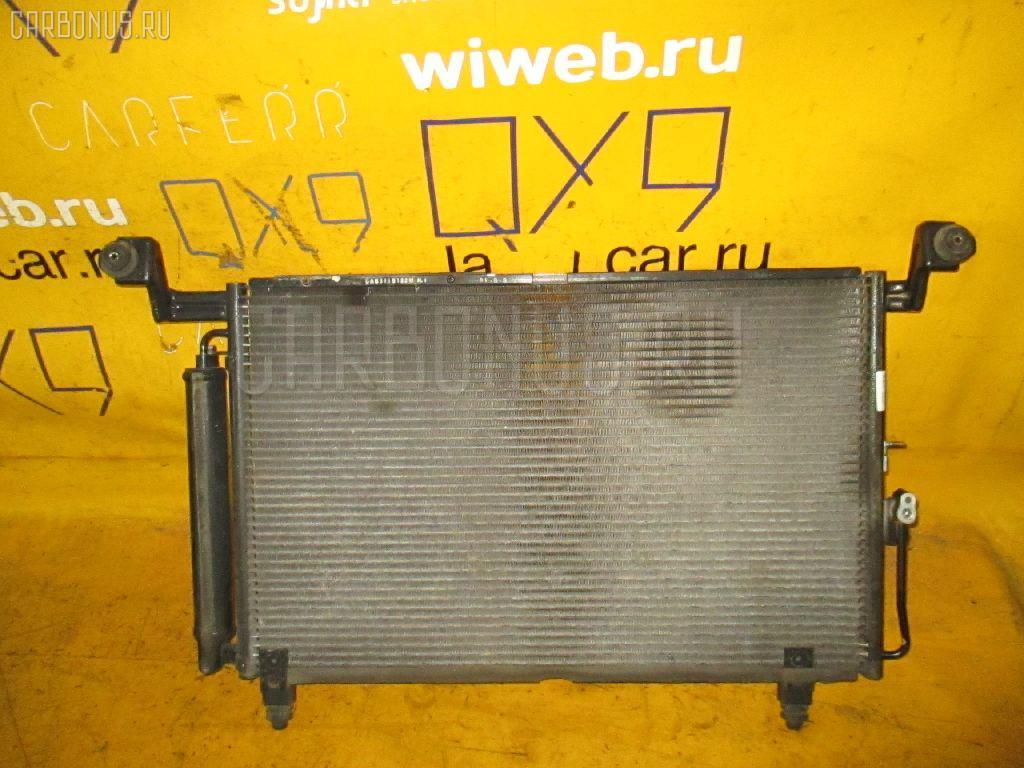 Радиатор кондиционера MITSUBISHI DION CR6W 4G94. Фото 3