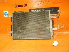 Радиатор кондиционера MITSUBISHI COLT Z25A 4G19
