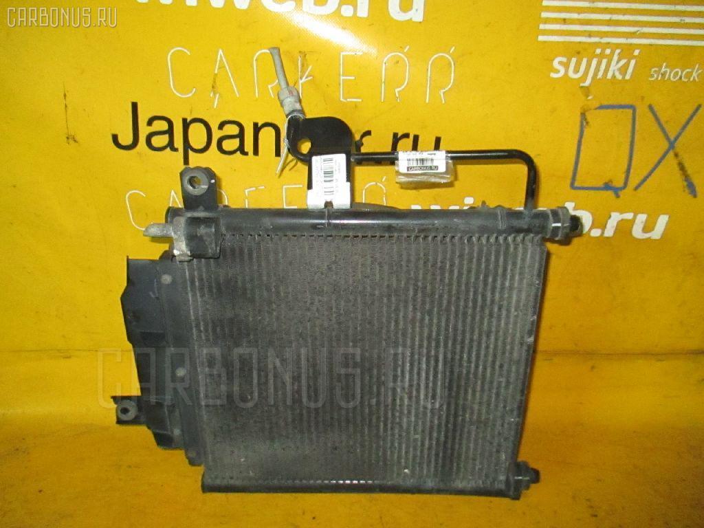Радиатор кондиционера MAZDA DEMIO DW5W B5. Фото 9