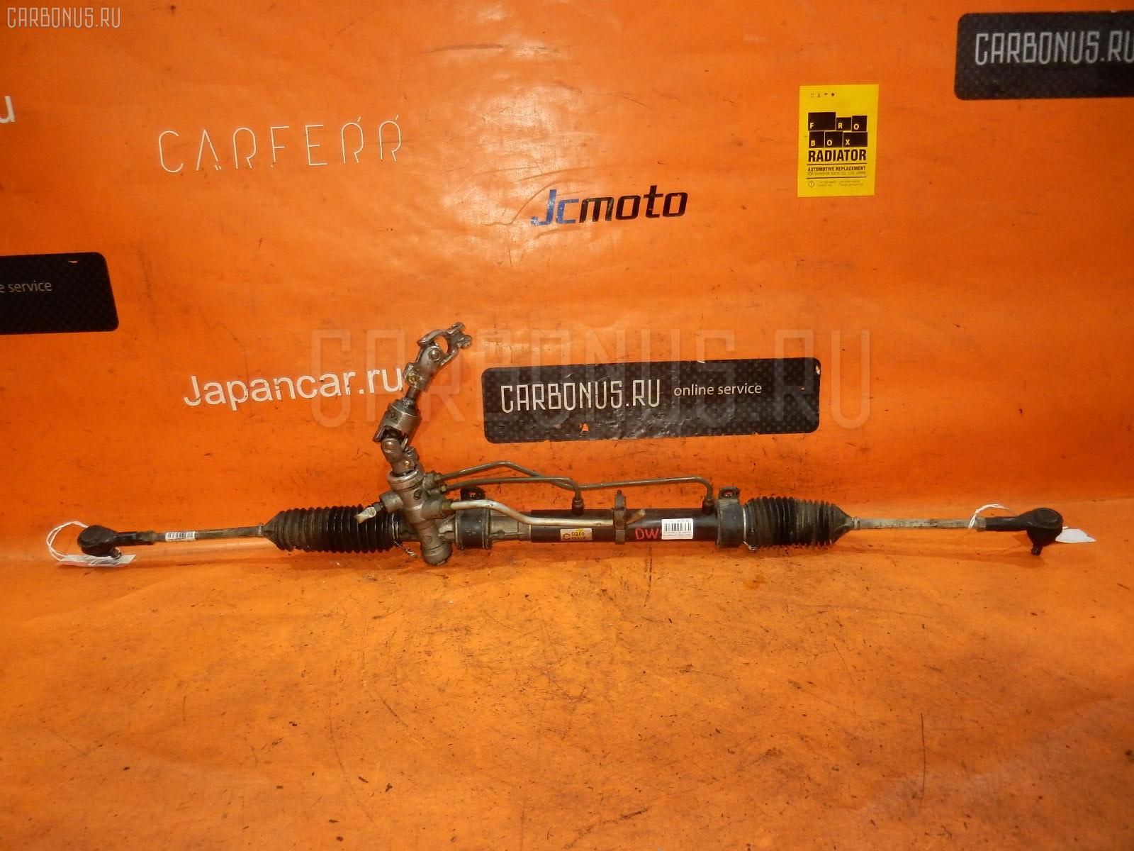 Рулевая рейка MAZDA DEMIO DW5W B5. Фото 6