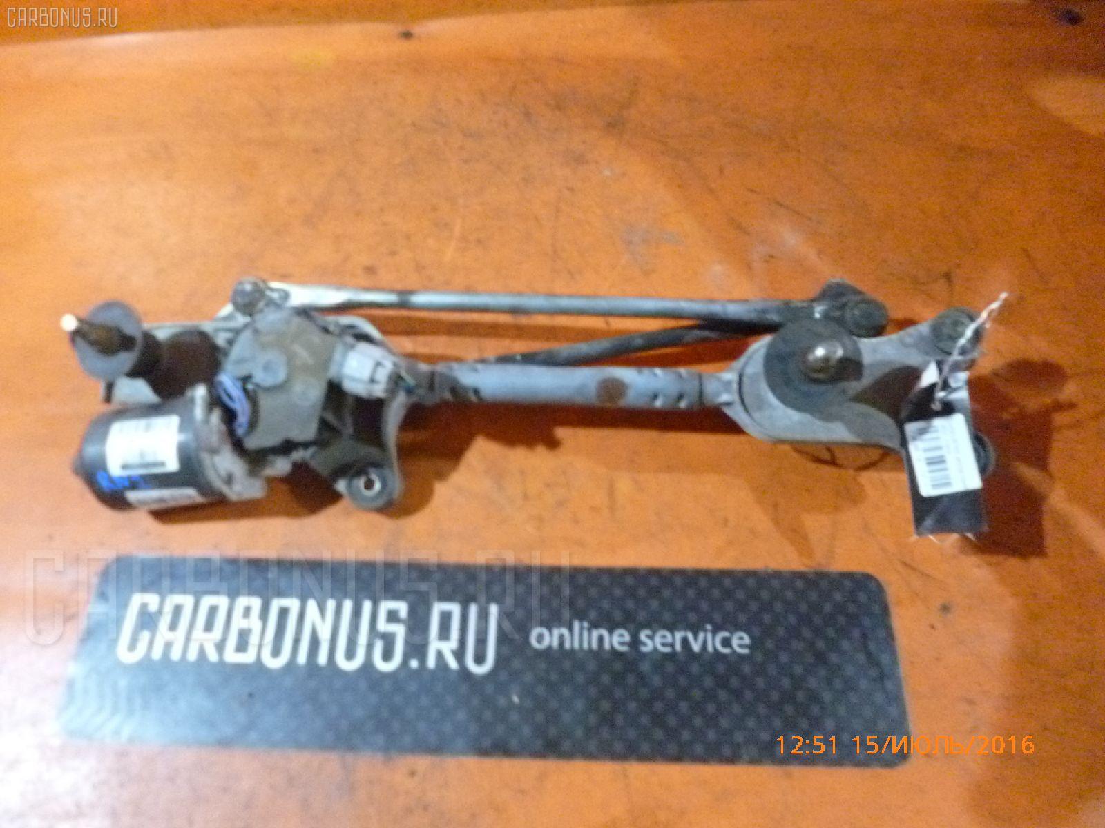 Мотор привода дворников HONDA STREAM RN1 Фото 1