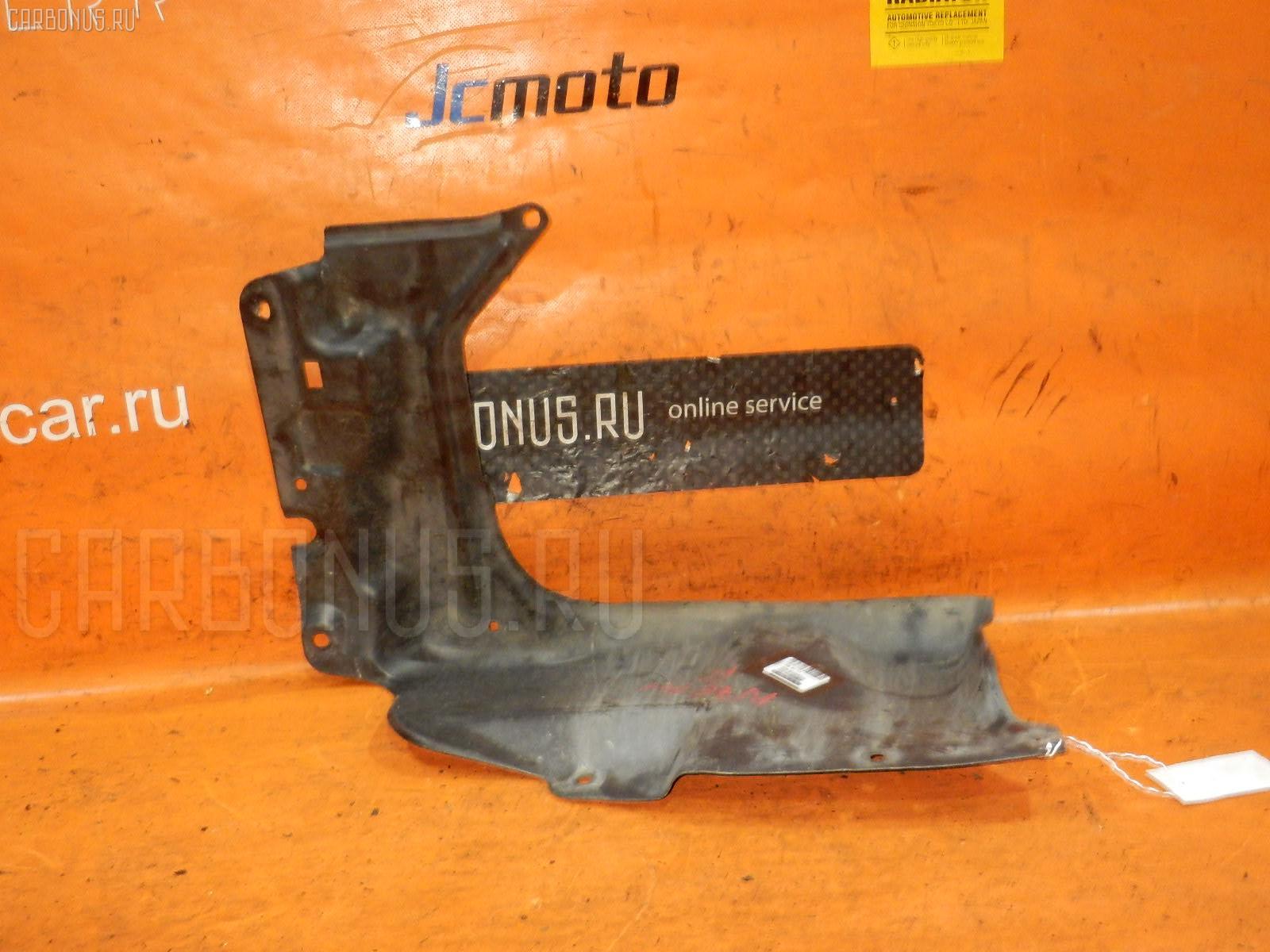 Защита двигателя TOYOTA COROLLA FIELDER NZE141G 1NZ-FE. Фото 2