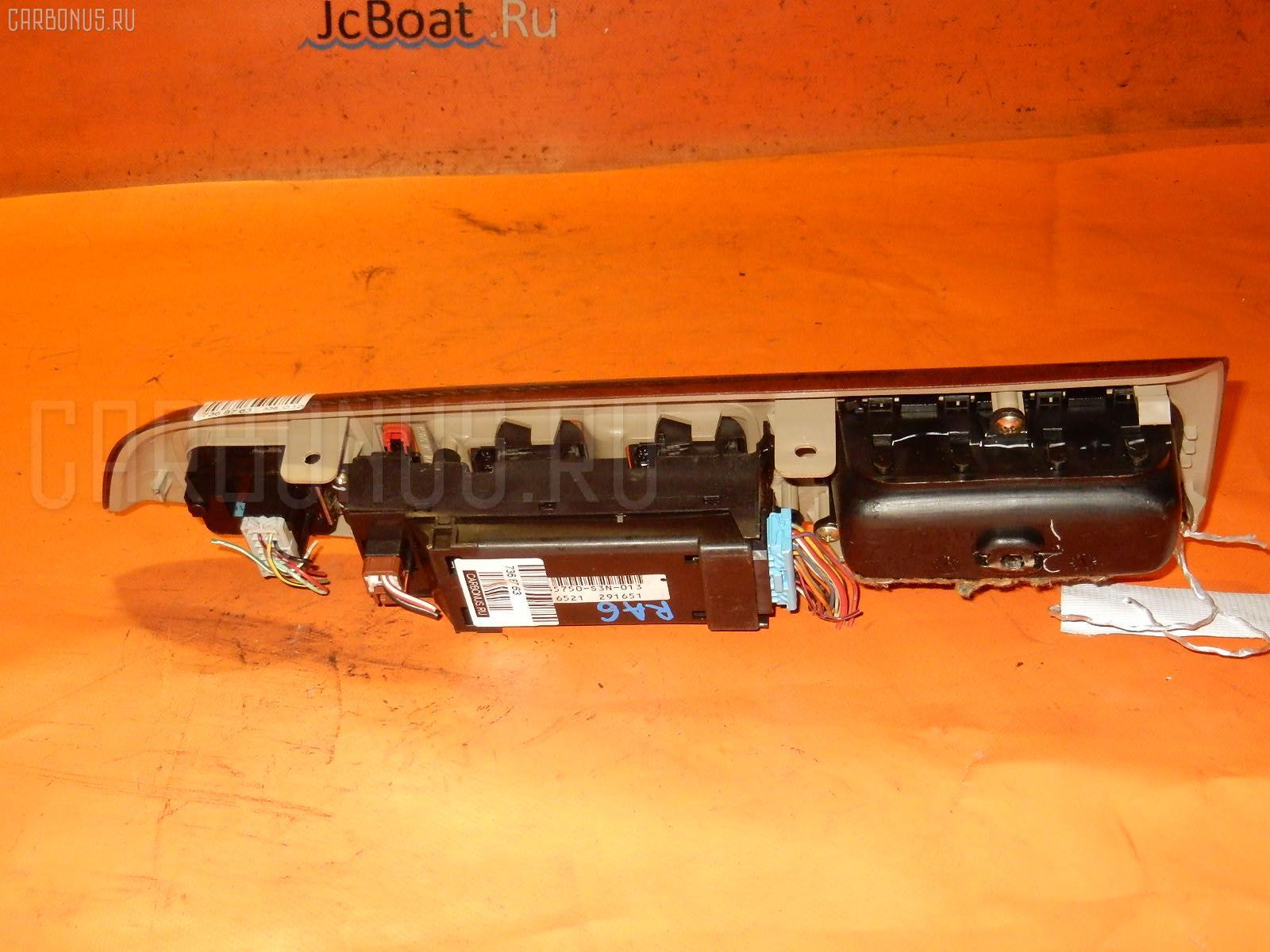 Блок упр-я стеклоподъемниками HONDA ODYSSEY RA6 Фото 1