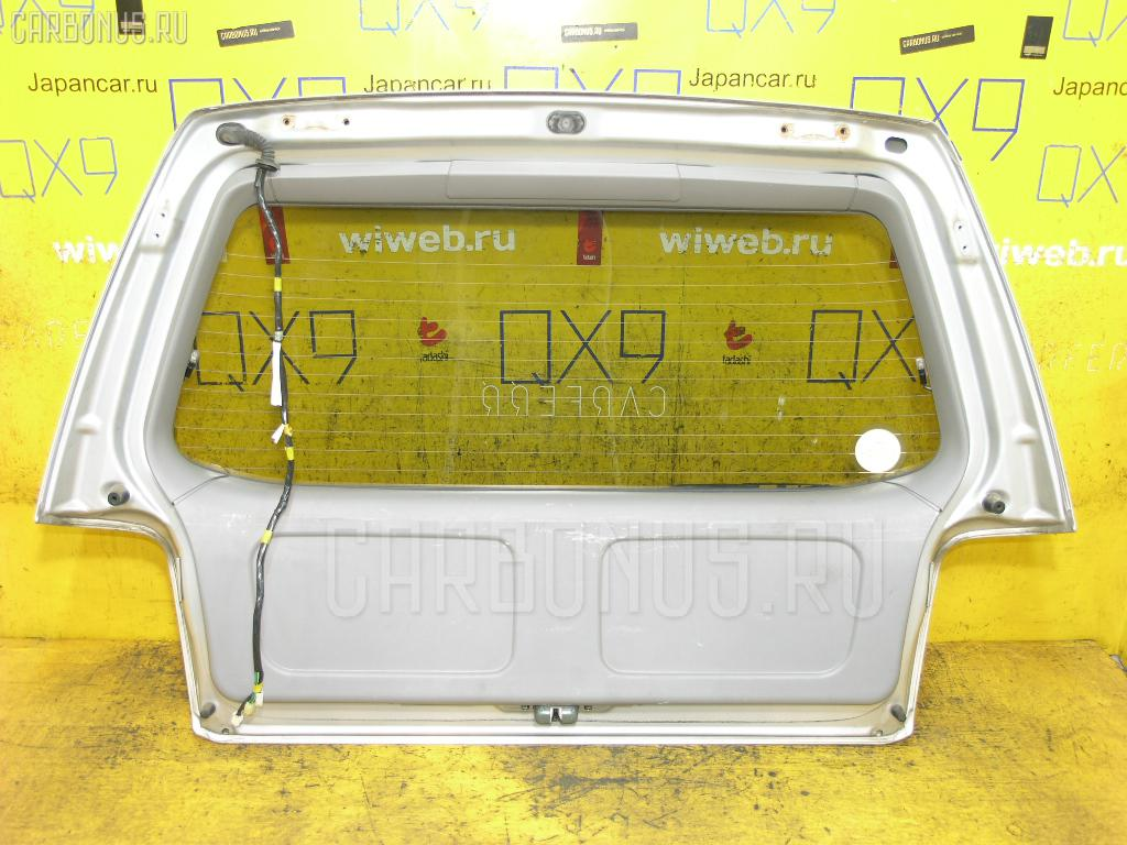Дверь задняя SUBARU FORESTER SF5 Фото 2