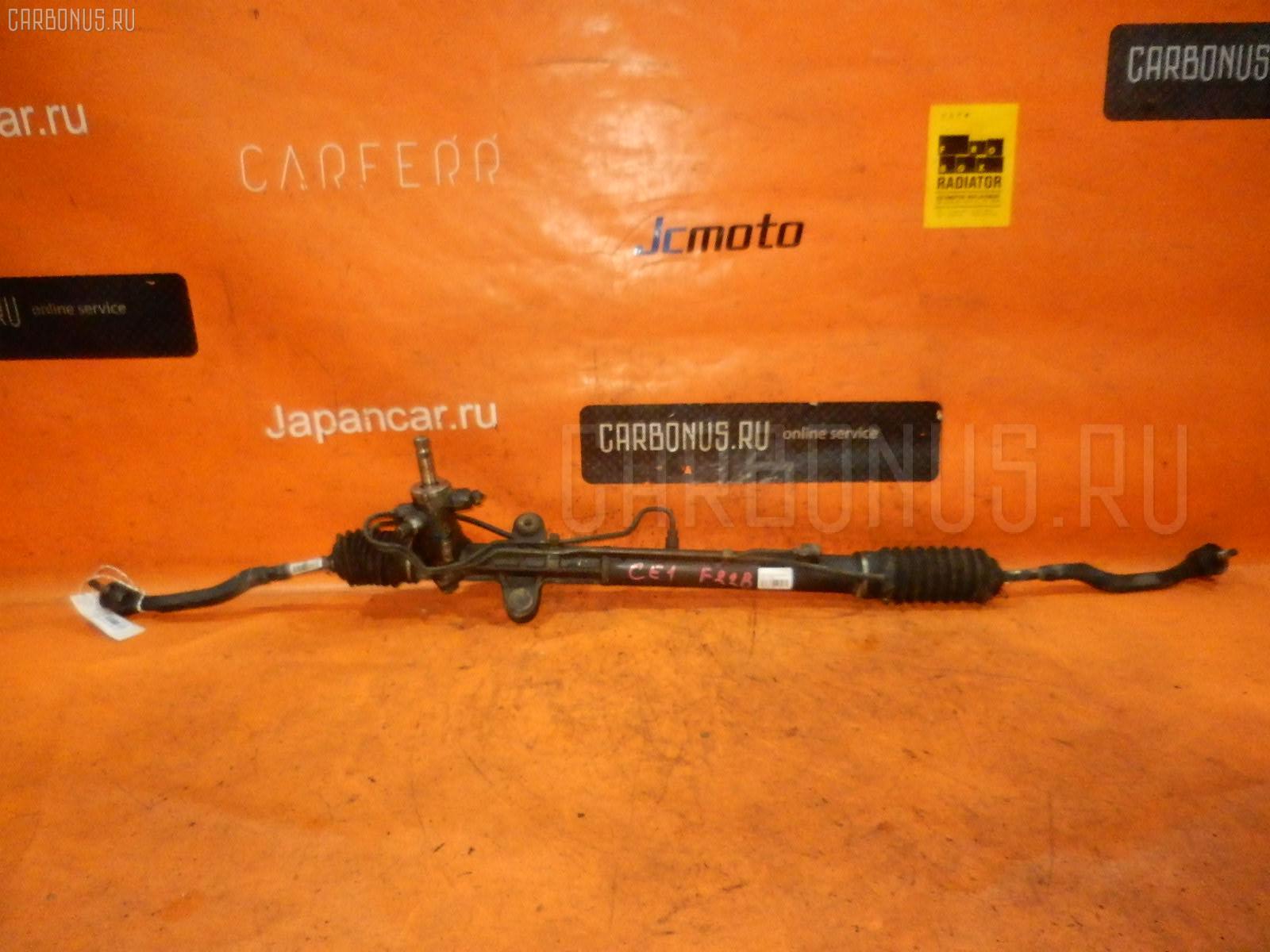 Рулевая рейка HONDA ACCORD WAGON CE1 F22B Фото 1
