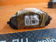 Тормозные колодки Subaru Impreza wagon GG2 EJ15 Фото 2