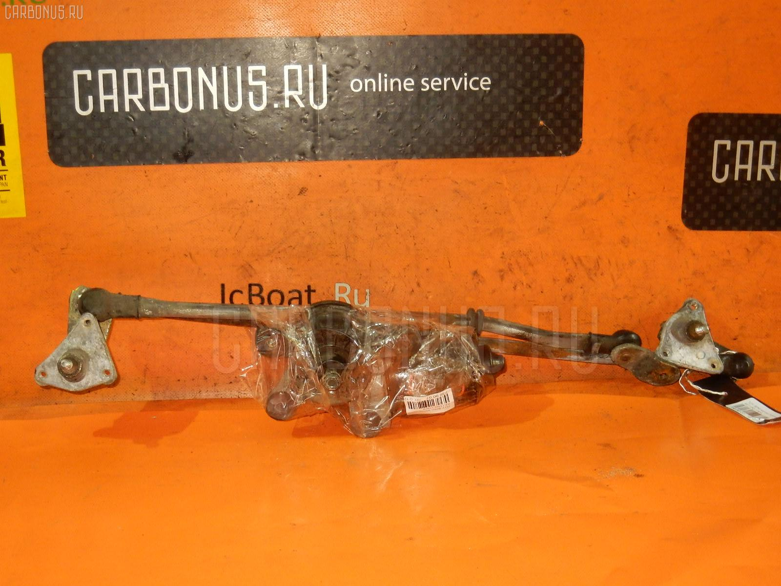 Мотор привода дворников TOYOTA SPRINTER CARIB AE115G. Фото 4