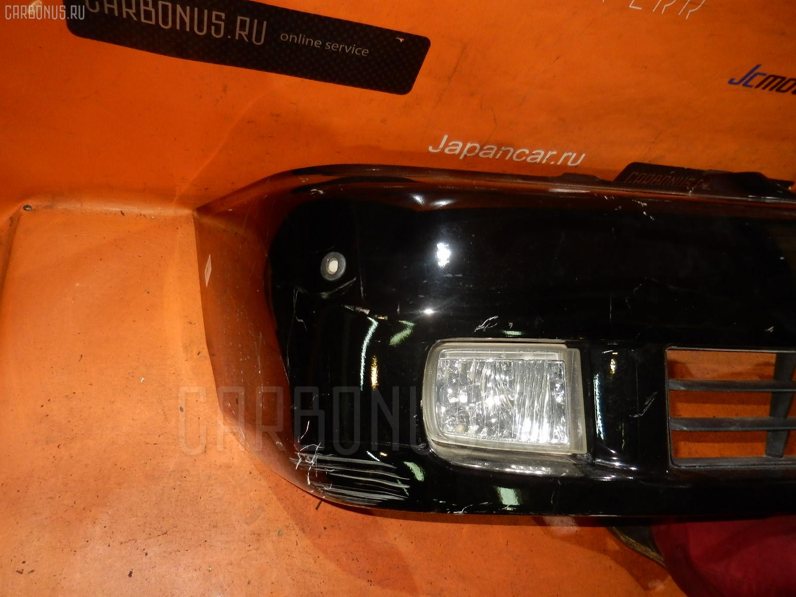 Бампер TOYOTA GAIA SXM15G. Фото 8