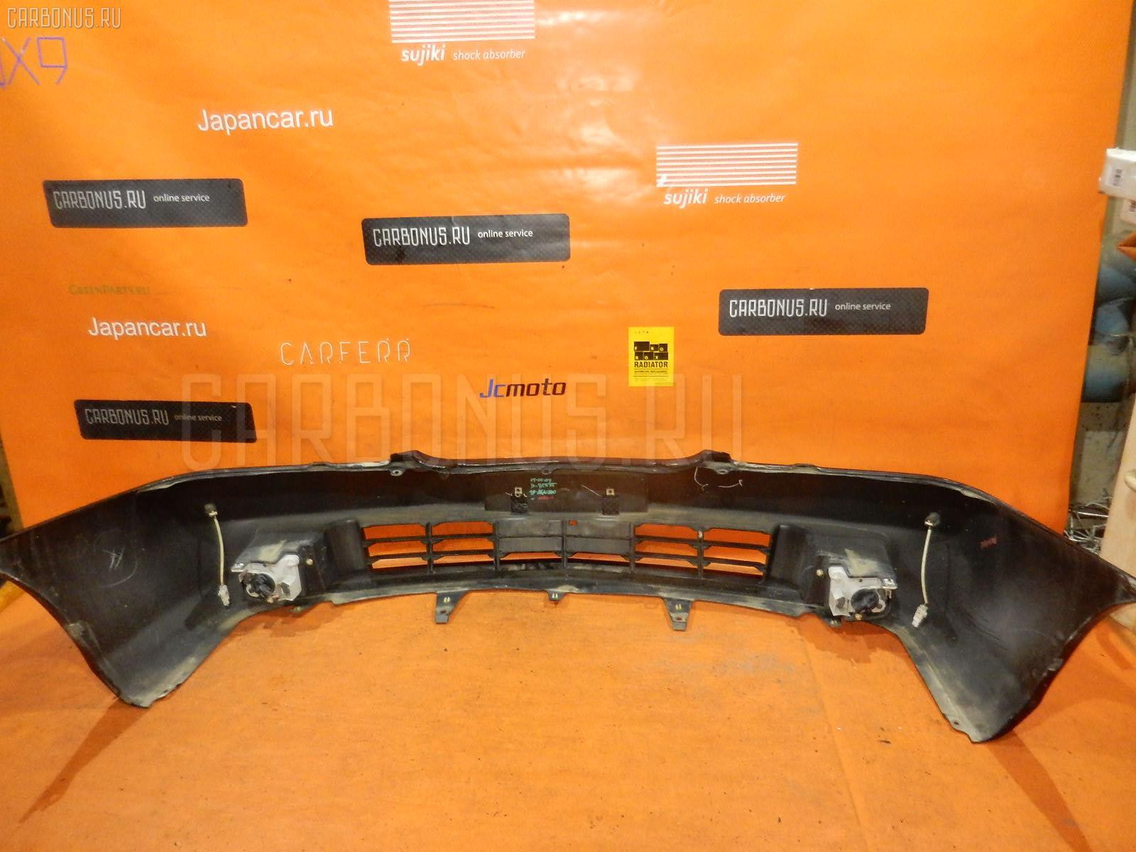 Бампер TOYOTA GAIA SXM15G. Фото 9