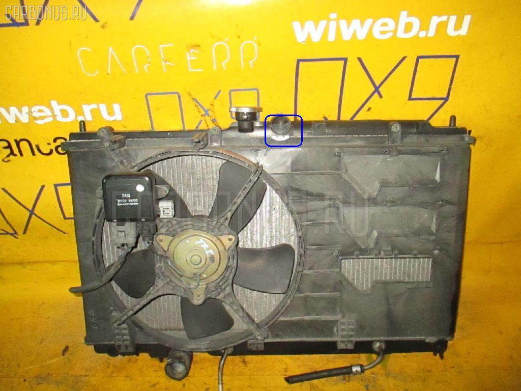 Вентилятор радиатора ДВС MITSUBISHI LANCER CEDIA WAGON CS5W 4G93. Фото 2