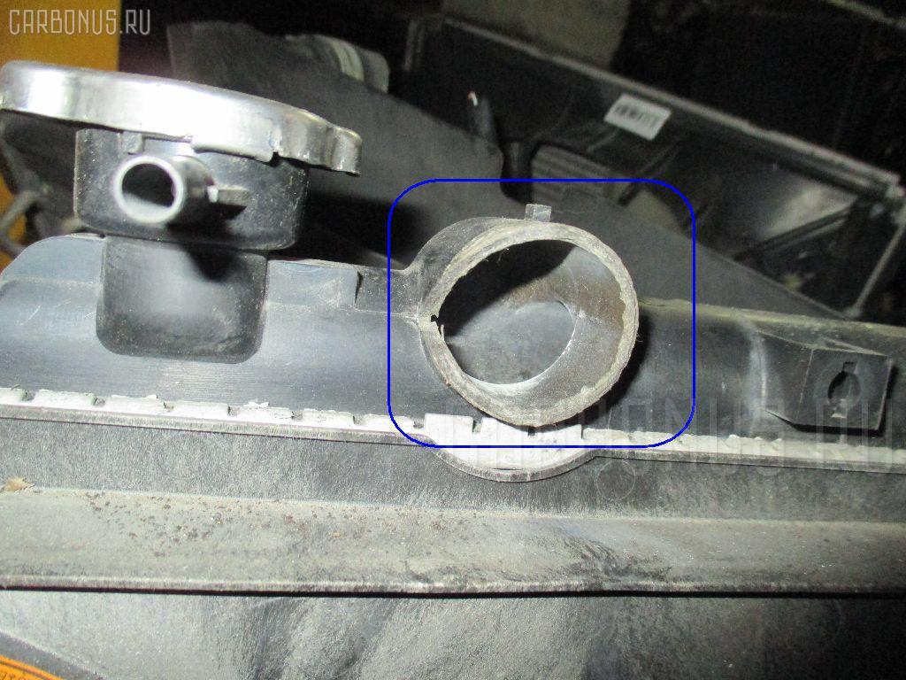 Вентилятор радиатора ДВС MITSUBISHI LANCER CEDIA WAGON CS5W 4G93. Фото 3
